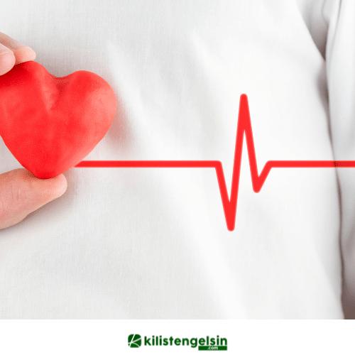 Kalp sağlığı için zeytinyağı